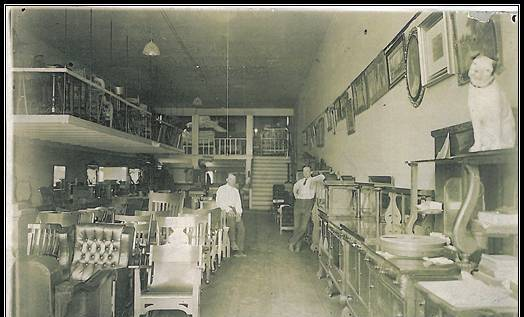N. Manchester Furniture Store ca.1920