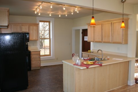 Interior View, Renovated Kitchen, Grant Street Home