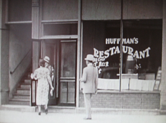 Huffman's Restaurant, North Manchester