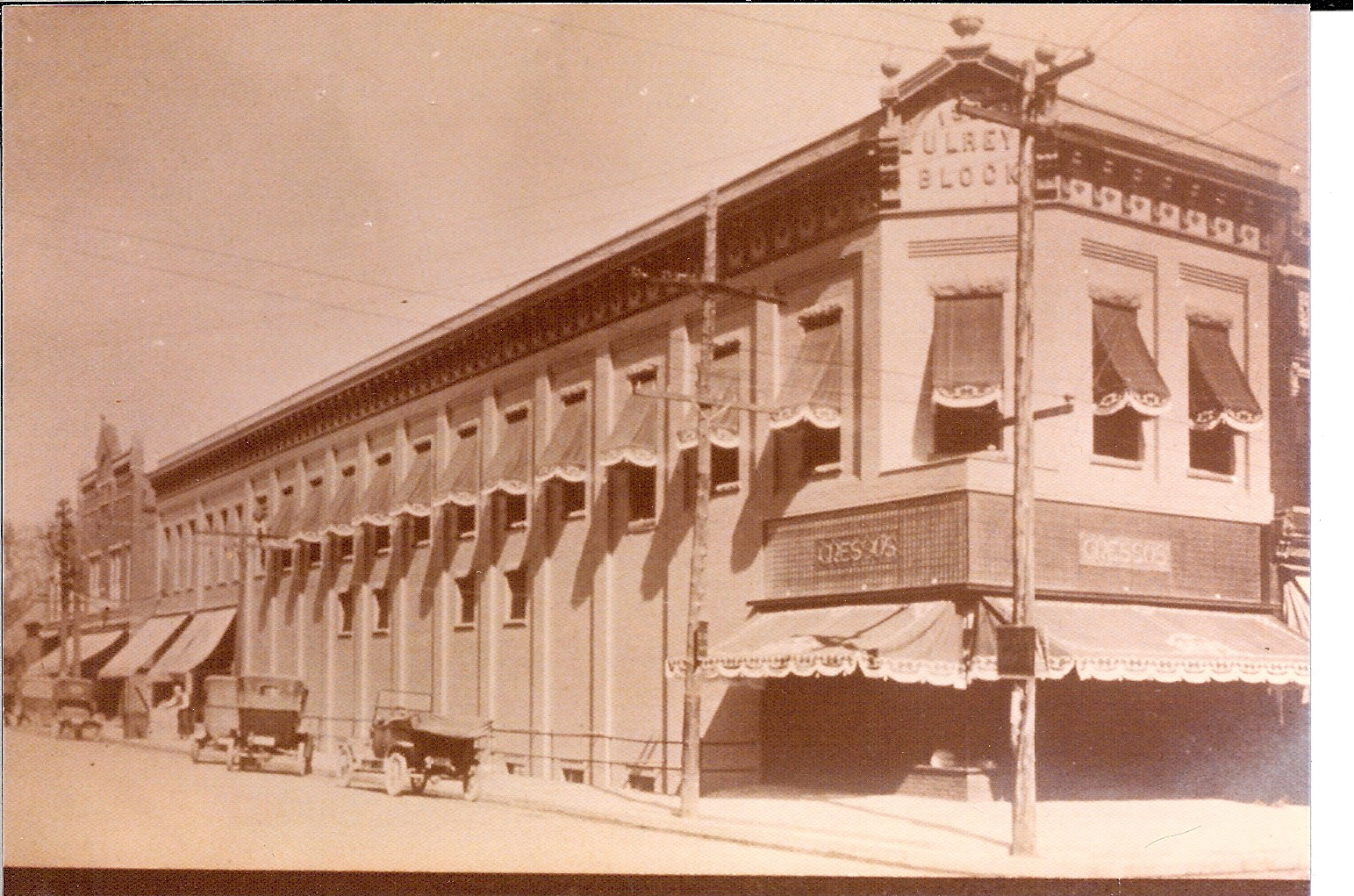Gresso's Department Store, North Manchester