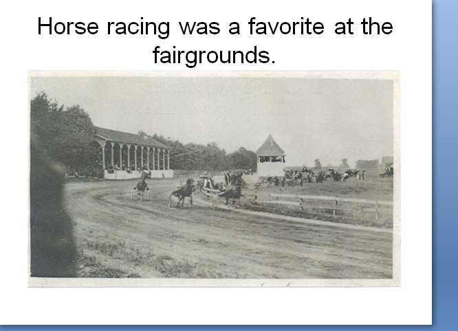 Fairgrounds Racetrack