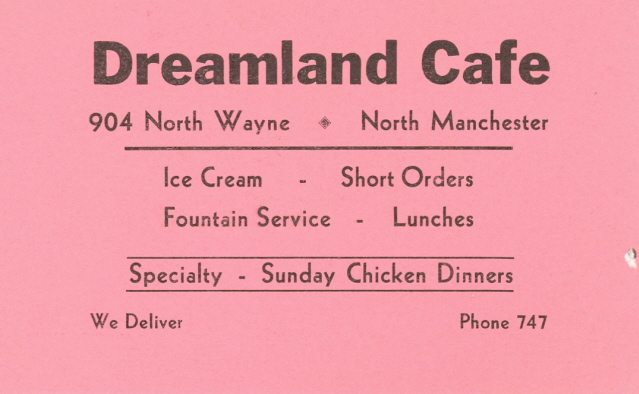 Dreamland Cafe, North Manchester